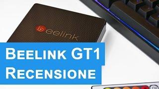 Recensione Beelink GT1 TV box 4K Android con Amlogic S912