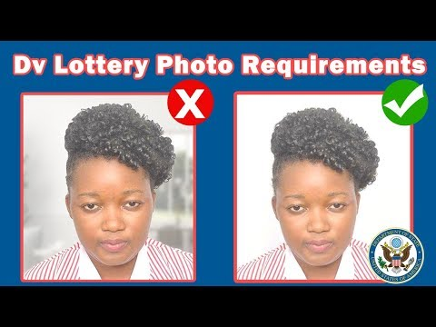 PHOTO REQUIREMENT FOR DV LOTTERY 2021 |How To Create Your Own Perfect Lottery Image| |DV 2021|