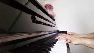周柏豪 Pakho Chau - 百年不合 -TVB微電影 - 愛情來的時候2016- 單元2 主題曲-鋼琴 Piano Cover