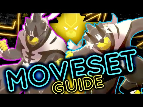 URSHIFU MOVESET GUIDE! How to use RAPID / SINGLE STRIKE URSHIFU! Pokemon Sword and Shield! ⚔️🛡️