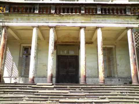 Krzeszowice.    Pałac Potockich