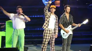 Jonas Brothers - I Believe (Seattle, WA) 4K