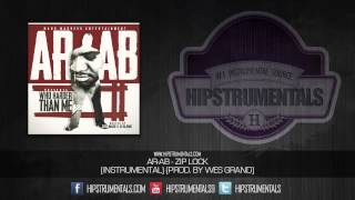 Ar-Ab - Zip Lock [Instrumental] (Prod. By Wes Grand) + DOWNLOAD LINK