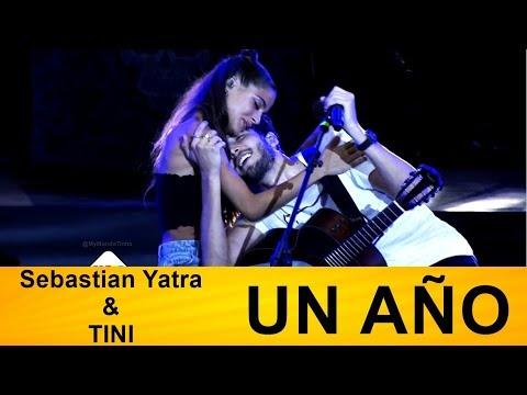 Sebastian Yatra, TINI: Un Año – Festival Villa Maria (HD)