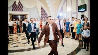 Igor Pogreban Dansul mirelui - surpriza pentru mireasa Grooms wedding dance