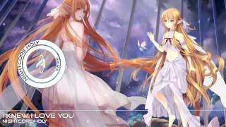 Nightcore - I Knew I Love You
