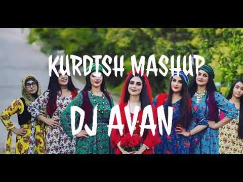 ASLAN NADOYAN _ DJ AVAN _ KURDISH MASHUP 2019