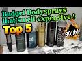 Top 5 Affordable Bodysprays | Clones of Aventus, Nautica Voyage