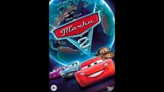 Молния Маккуин преследует Мэтра ... отрывок из мультфильма (Тачки 2/Cars 2)2011