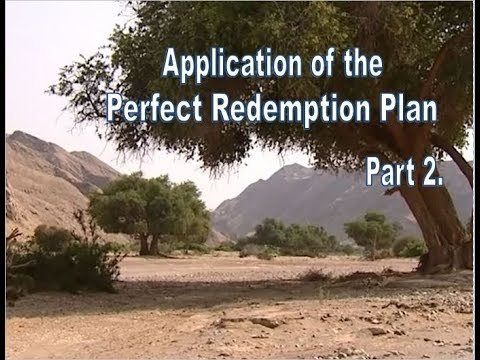 17 Application of the Perfect Redemption Plan, Part 2 Page 141   150