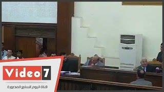 """يحضر بالخطأ للإدلاء بشهادته فى قضية """"تنظيم أجناد مصر"""""""