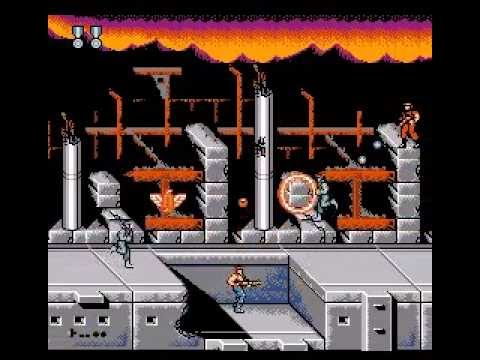 Super Contra NES Full Walkthrough