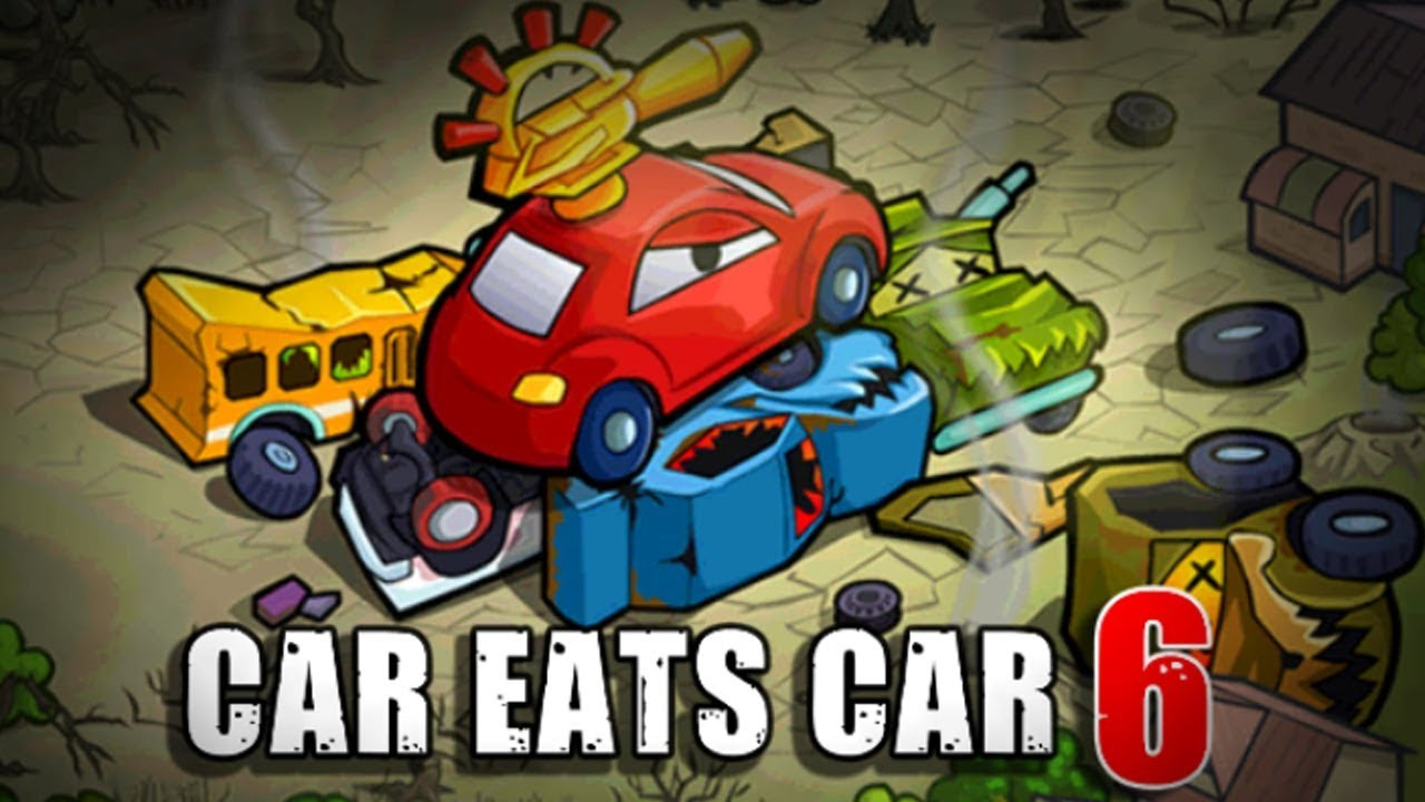 cars eat cars 2 unblocked games