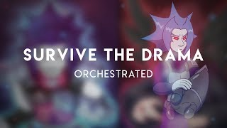 TOME — Survive The Drama (Zetto's Theme) Orchestrated