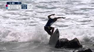 The Funniest Day In Competitive Surfing History?