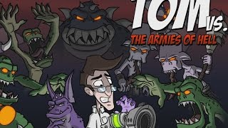Tom vs The Armies of Hell gameplay trailer