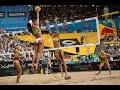 German beach girls claim gold at smart Major Hamburg