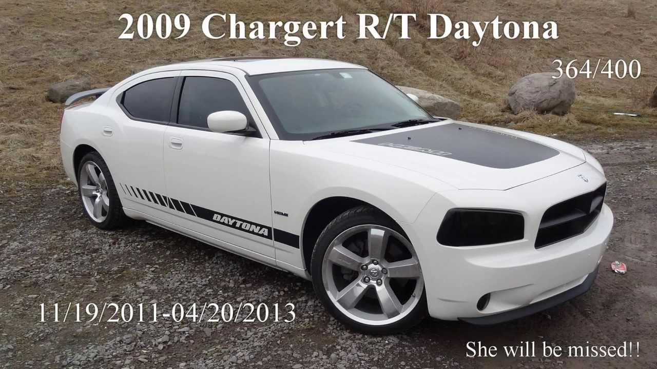 2009 Dodge Charger Rt Daytona Vs 2012 Charger Srt8 392