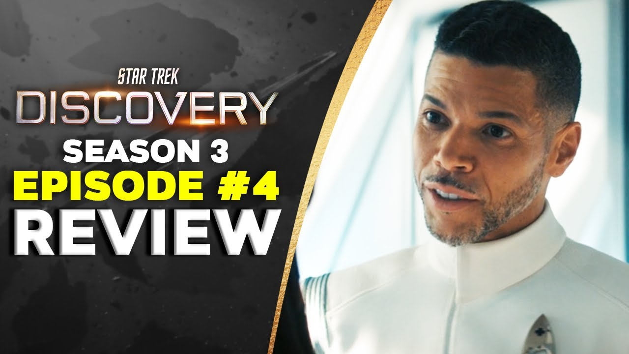Star Trek Discovery Season 3 Episode 4 Forget Me Not Review Breakdown Youtube