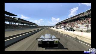 Campeonato GT5 CGC -- Categoria LMS -- #6 Indianapolis 31/08/2011 [HD]