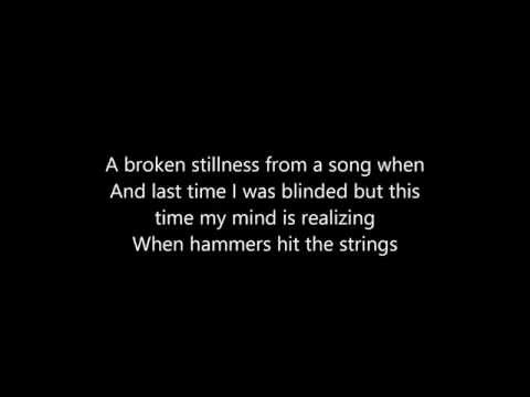 Old Piano - The  Franklin Electric LYRICS VIDEO - HD -