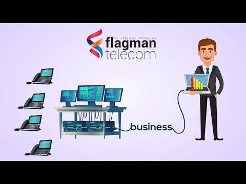 Flagman Telecom Armenian Funny Commercial