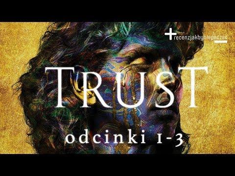 Trust: nowy, ŚWIETNY serial OD TWÓRCY TRAINSPOTTING | Oceniamy BEZ SPOILERÓW