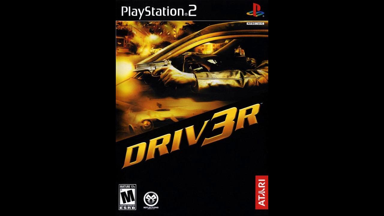 Driv3r Soundtrack Music Ost Main Menu Theme Youtube