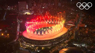 Highlights from the final day of the Games
