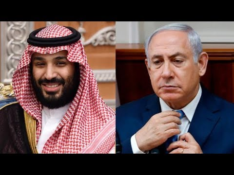Saudi Arabia's Unholy Alliance with Israel