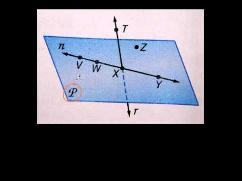 Geometry Sec 1 1 Points, Lines, and Planes