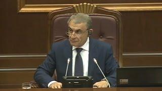 Ընտրվեցին ԱԺ 9 մշտական հանձնաժողովների նախագահները