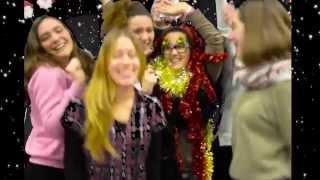 Felicitación Navidad 2014, Coros UMP