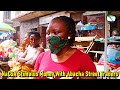 Talk To The Camera - NaCSA Stimulus Money With Abacha Street Traders - Sierra Network