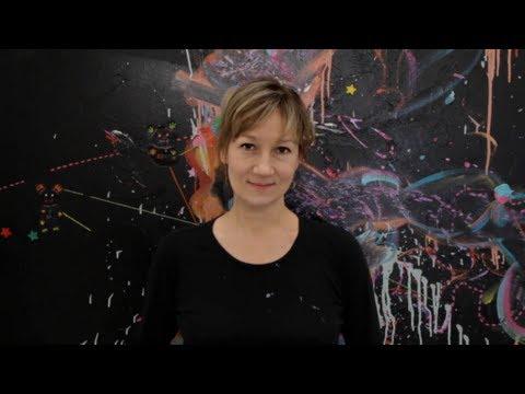 'Young British Artist' Fiona Rae | Frieze Art Fair