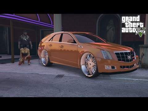 Stopped By The Strip Club! GTA 5 Real Street Life Day 75