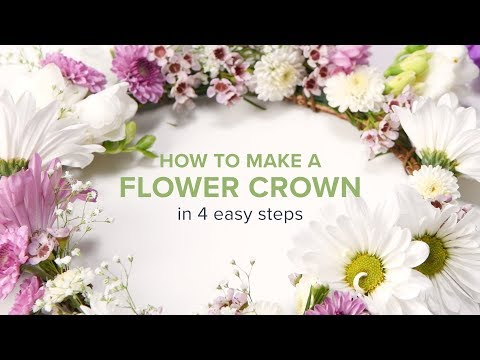 0c2b3550 How to Make a Flower Crown in 4 Easy Steps | ProFlowers