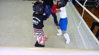 I.J.K.F.ジュニアキックボクシング第4回関東選手権大会 ストロベリー級/...