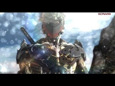 Metal Gear Solid V The Phantom Pain - All Cutscenes Raiden (Story)