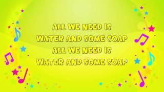 Wash Our Hands Song Karaoke