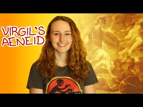 Aeneas and the Founding of Rome || Dael Kingsmill
