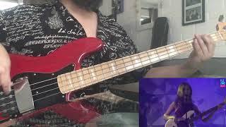 Wonder Girls (원더걸스) - Tell Me (텔미) 베이스 Bass Cover