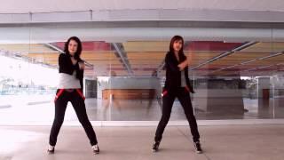 TECHPARA DANCE - HYPER TECHNO Venus  [Bruna and Sango]