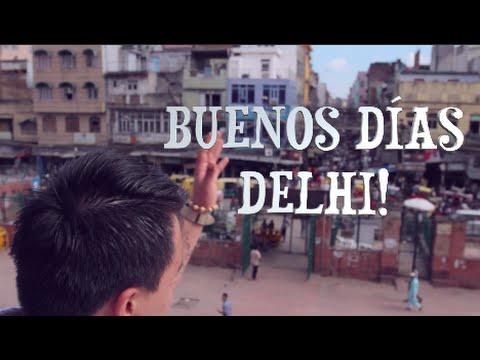 Pisando por primera vez la India! thumbnail