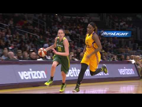 Breanna Stewart Is Taking The WNBA By Storm!