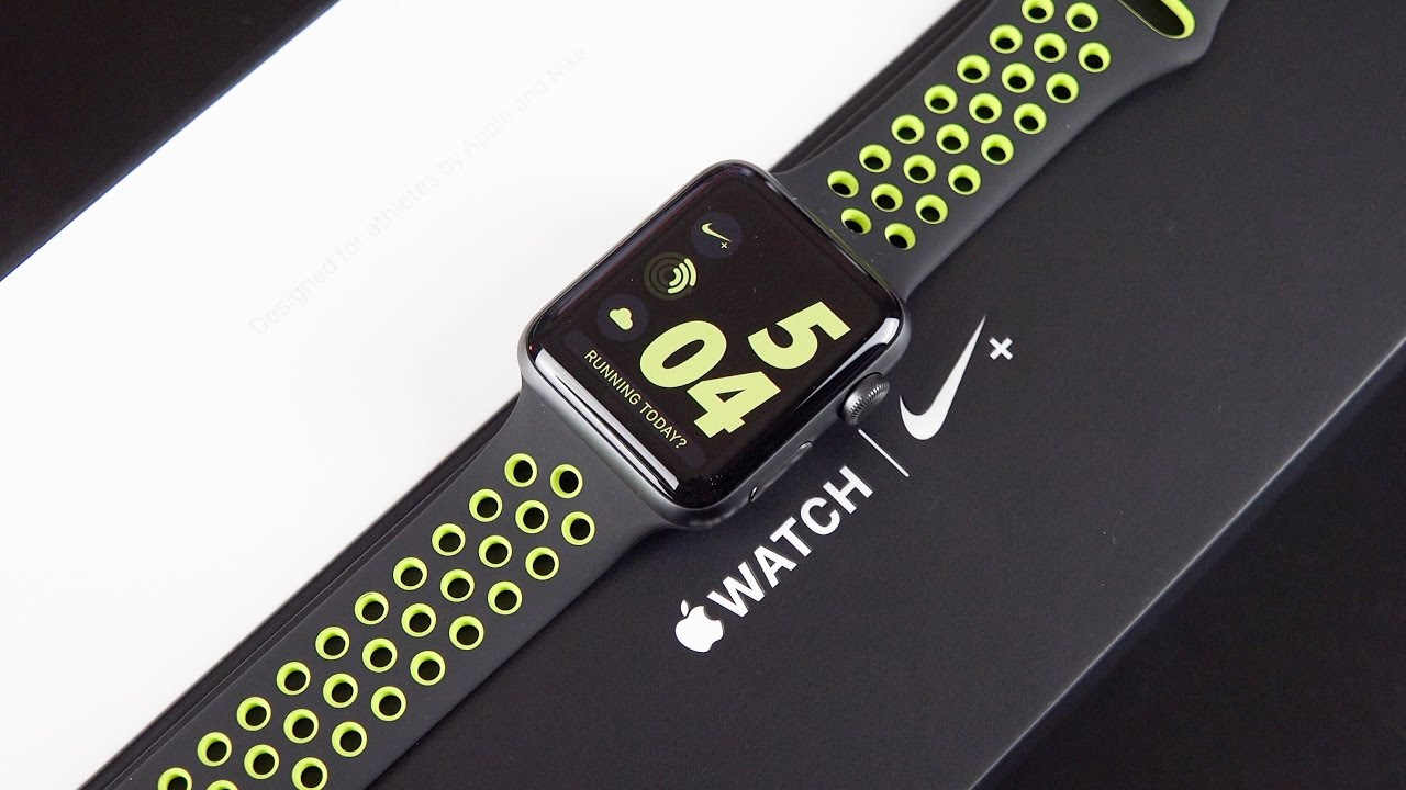 Apple watch nike unboxing review youtube for Immagini apple hd