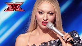 Оля Полякова – Звонила – Х-фактор 10. Первый кастинг