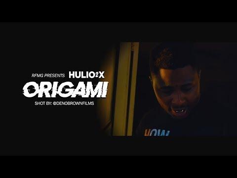 Hulio2X - Origami   Shot By: @DenoBrownFilms