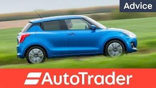 Suzuki Swift 2017:  Best trim, engine, colours and options
