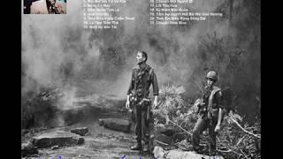 Giang Tử - Những Bài Nhạc Lính Tiền Chiến Bất Hủ | Nhạc Vàng Tuyển Chọn